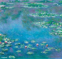 Claude Monet Water-Lilies 22 painting for sale, this painting is available as handmade reproduction. Shop for Claude Monet Water-Lilies 22 painting and frame at a discount of off. Pierre Auguste Renoir, Edouard Manet, Monet Paintings, Impressionist Paintings, Landscape Paintings, Flower Paintings, Impressionism Art, Nature Paintings, Landscape Art