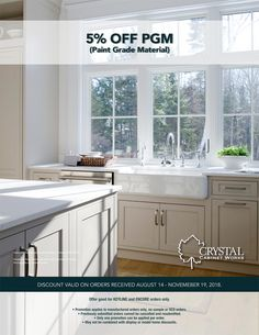 Crystal Cabinetry Promotion On Inset Cabinets Upgrades Denver Castle Rock  CO Https://www