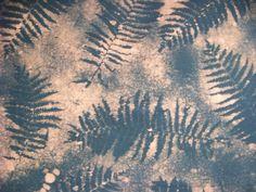 Carol R Eaton Designs: Discharge Fabric