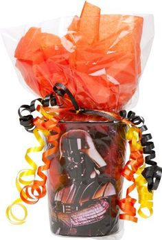 Amazon.com: STAR WARS Party Supplies Pre-Filled Plastic Cup Goodie Bag: Toys & Games