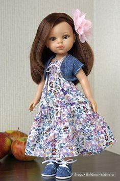 Джинсомания Кэрол / Paola Reina, Antonio Juan и другие испанские куклы / Бэйбики. Куклы фото. Одежда для кукол