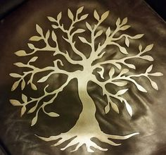 """Bare metal tree decor. Great decor for any room in your house or outside. If placing out doors I suggest spraying with a clear coat to protect it.  24"""" diameter, $45.00"""