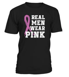 Adult Real Men Wear Pink Breast  Funny halloween designs T-shirt, Best halloween designs T-shirt