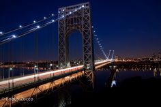 George washington bridge NYC #nyc