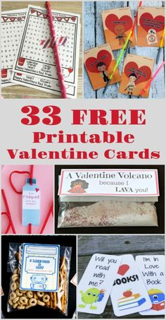 Skip the candy this Valentine's Day with these FREE printable creative Valentines for kids to give their friends, classmates -- and for adults to give to kids too! day ideas for classmates 33 FREE Non-Candy Valentine Cards for Kids Free Valentine Cards, Friend Valentine Card, Homemade Valentine Cards, Valentines For Kids, Valentine Day Crafts, Valentine Ideas, Valentine Box, Valentines Recipes, Printable Valentine
