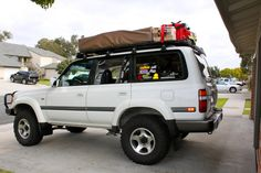 80 series rear cargo storage/platform solutions with and without spare tire pics - Page 3 - Expedition Portal