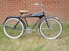 Rare Western Flyer Cruiser Bicycle ca. 1940's to by RusticRealm, $1300.00