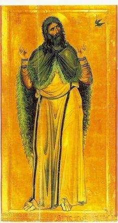Monastery of St Catherine, Icon: The Prophet Elijah. Religious Icons, Religious Art, The Transfiguration, Russian Icons, Byzantine Art, Byzantine Icons, Spiritus, European Paintings, Catholic Art