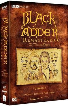 Available in: DVD. Bean) is back as the scourge of the ages in this completely remastered, Ultimate Edition of Blackadder, British Comedy Films, British Tv Comedies, Comedy Tv, Old Movies, Great Movies, The Immaculate Collection, Dawn French, Vicar Of Dibley, Most Popular Series