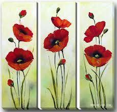 resultado de imagen para pinturas al oleo de flores cartuchos
