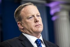 White House press secretary Sean Spicer has resigned over the hiring of a new communications aide.The New York Times reports Spicer resigned because he was unhappy Anthony Scaramucci was named White H. Audience With The Pope, Anthony Scaramucci, Sean Hannity, Donald Trump Jr, Trump Tweets, Just Pretend, Dancing With The Stars, Presidential Election, Secretary