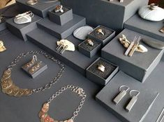 Image result for art jewelry display