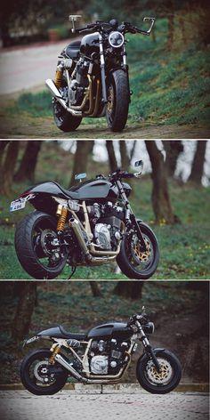 Yamaha xjr 1200 sp - Rumble Custom Motorcycles