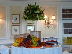 Buffet Perfection from Designs by Victoria Floral