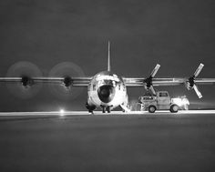 "Lockheed C-130A ""Hercules"" C 130, Us Military Aircraft, Cargo Aircraft, Fighter Aircraft, Fighter Jets, Us Navy Uniforms, Air Force Day, C130 Hercules, Aircraft Propeller"