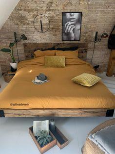 Loft, Rustic Bedding, Bedroom Inspo, Bedroom Inspiration, House Design, Interior Design, Furniture, Home Decor, Instagram
