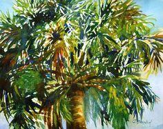 florida palm tree paintings