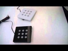 Светодиодный светильник GTV Evita для подсветки полочек и шкафов