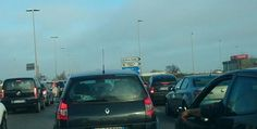 Lazio: #Tamponamenti sulla #Pontina traffico paralizzato da Pratica di Mare ad Ardea (link: http://ift.tt/24j619d )