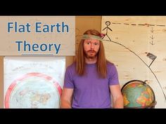 JP Sears explains that the world is flat. We so knew that :-) #JPSears appreciation What a #great_teacher