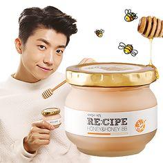 [레시피] 허니앤허니 비비  BB Cream in a Honey Jar!