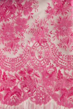 Petit 175 periwinkle/pink #frenchlace