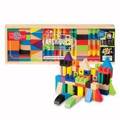 ArchiQuest Architectural Elements Building Blocks - Box Set