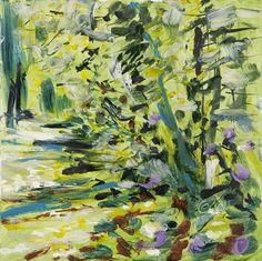 The River, 2015 - Claudiu Presecan (b. 1969) oil...
