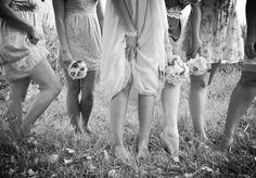 #country #wedding #bridesmaids #nebraska www.audreybphotography.com
