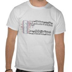 Musical Circuitry I Tee Shirt