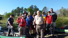 Scoutmaster Jerry Aldridge has been volunteering with the Atlanta Area Council for 52 years of its 100 year history.