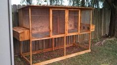 Does anybody want to show off their cages and brooders? If so just post a picture.