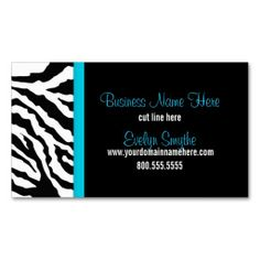 Web2print saas solution is actually full and complete solution for hello zebra print business card zebra print business card online after you search reheart Image collections