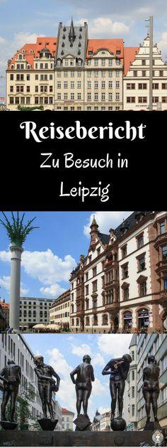 ➙ Leipzig zu Fuß erkunden und die tollen Sehenswürdigkeiten der Stadt entdecken. Los geht´s!