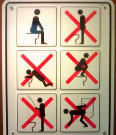 Those interested in practicing bathroom yoga are also out of luck.