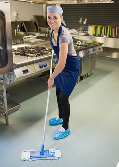 Check out this downloadable restaurant cleaning checklist