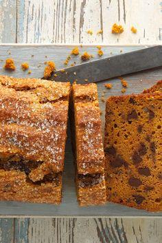 Easy Gluten-Free Pumpkin Bread made with baking mix Recipe Gluten Free Treats, Gluten Free Cakes, Gluten Free Baking, Gf Recipes, Gluten Free Recipes, Flour Recipes, Pumpkin Recipes, Fodmap Recipes, Sin Gluten