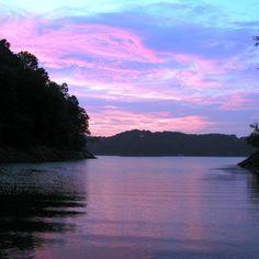 Lake Cumberland, Kentucky - home away from home <3