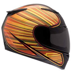 Bell RS-1 RSD Flash Full Face Motorcycle Helmet - LeatherUp.com
