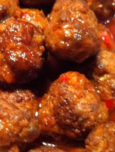 Creole Meatballs: The best recipe for meatballs to do and enjoy. Goes well with white rice and sos pwa. Creole Recipes, Cajun Recipes, Beef Recipes, Cooking Recipes, Louisiana Recipes, Donut Recipes, Mexican Recipes, Hatian Food, Creole Cooking