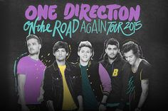 One Direction Just Announced Their On the Road Again Tour! Check Out the Dates, Because They're Coming to a Stadium Near You