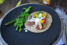 fresh organic delicious tacos