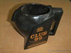 JARRA DE AGUA DEL WHISKY CLUB 99 (Coleccionismos - Vinos, Licores y Aguardientes)