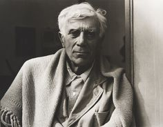 Georges Braque by Paul Strand. --Tumblr