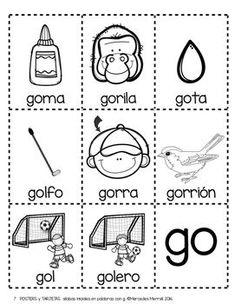 270 Ideas De Fonema G En 2021 Fonema G Fonemas Lectoescritura