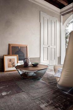 tavolino porta riviste raffaello di tonin casa