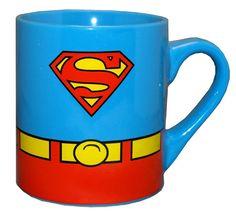 Tazas con el uniforme de Superhéores | Vagabundos MX