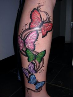 1000 images about tattoos on pinterest butterfly for Jobs that allow piercings tattoos and colored hair