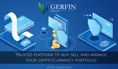 GerFin: European's Leading Crypto Exchange Platform Make Money Fast, Make Money From Home, Best Crypto, Identity Protection, About Twitter, Web Platform, Crypto Coin, When You Are Happy, Crypto Market