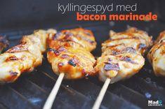 Bacon, Tandoori Chicken, Keto, Lchf, Tapas, Ethnic Recipes, Food, Meal, Essen